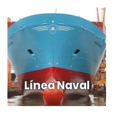Línea naval