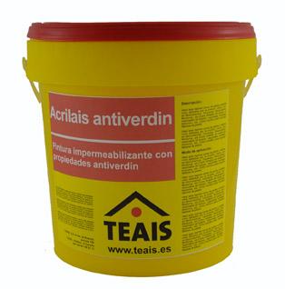ACRILAIS ANTIVERDIN